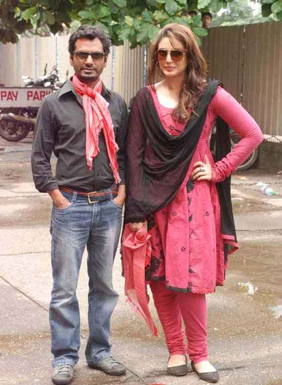 Gangs Of Wasseypur 2 Nawazuddin Siddiqui and Huma Qureshi Stills