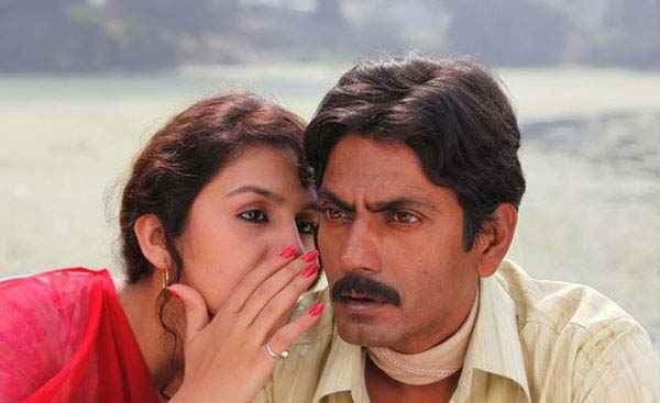 Gangs Of Wasseypur 2 Nawazuddin Siddiqui Huma Qureshi Romance Stills