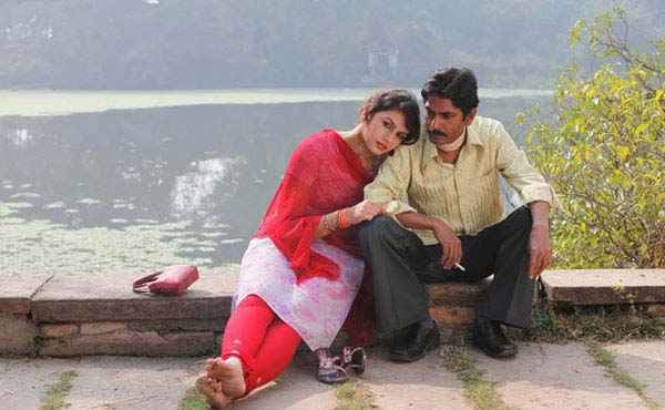 Gangs Of Wasseypur 2 Romantic Scene Stills
