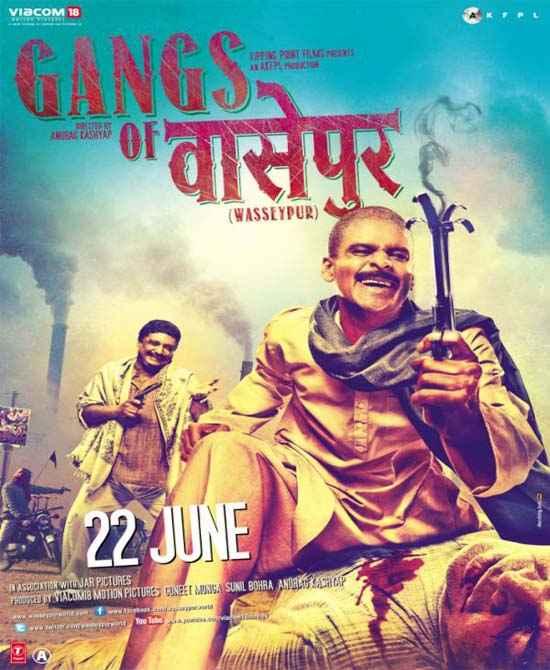 Gangs Of Wasseypur Photo Poster