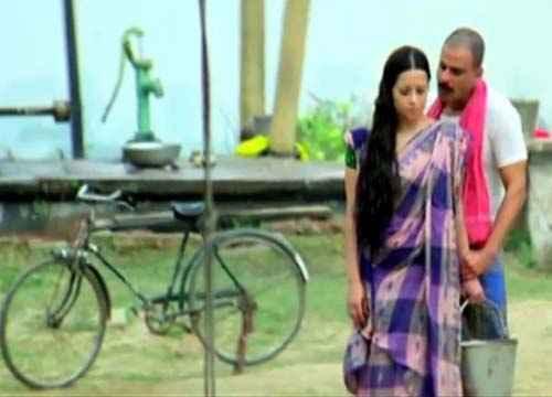 Gangs Of Wasseypur Manoj Bajpai Reema Sen Romance Stills