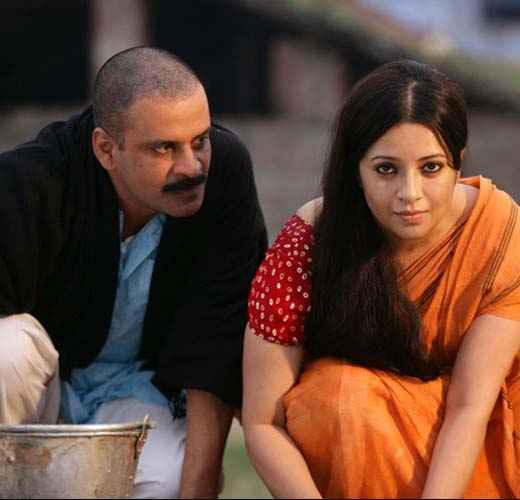 Gangs Of Wasseypur Manoj Bajpai Reema Sen Stills