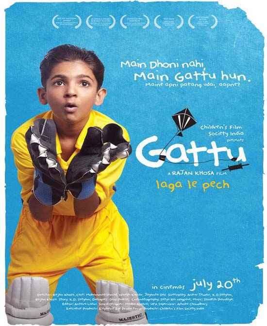 Gattu Images Poster