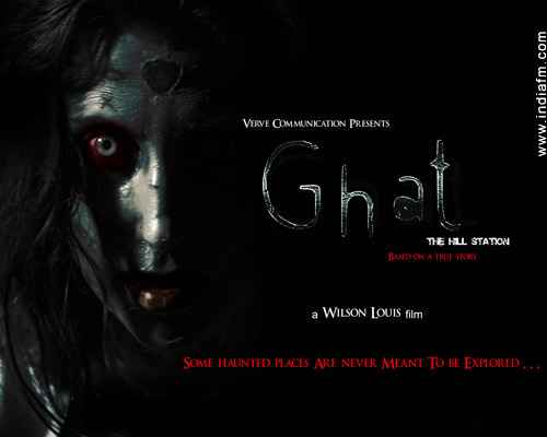 Ghat - The Hill Station Poster