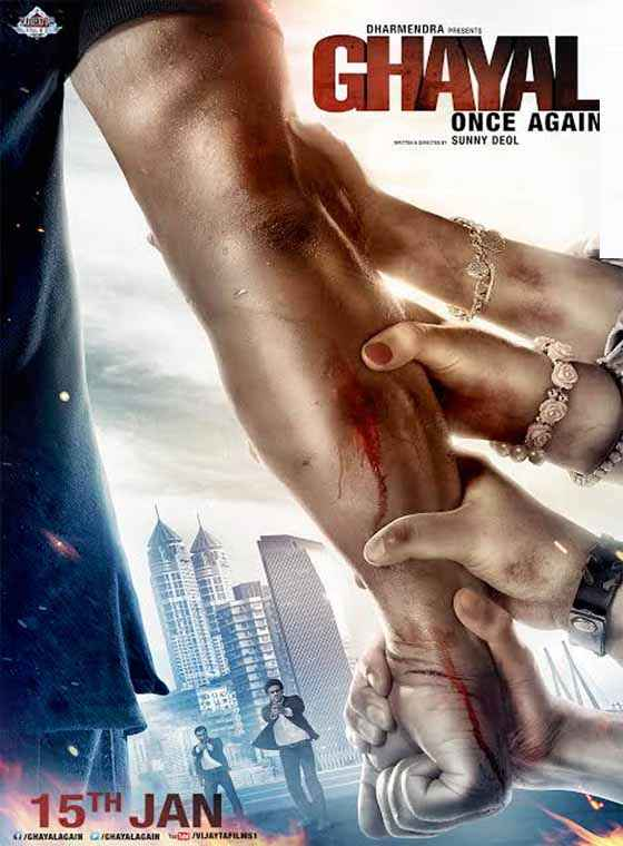 Ghayal Once Again Image Poster