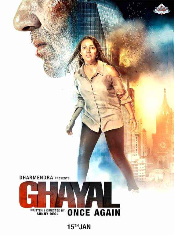 Ghayal Once Again Photo Poster