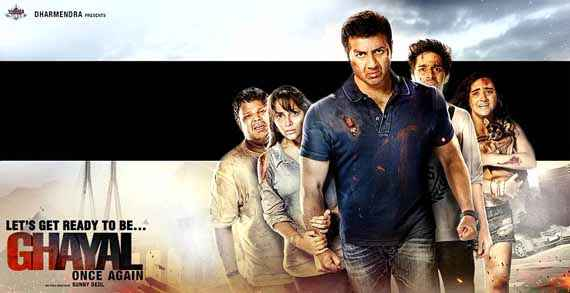 Ghayal Once Again Pics Poster