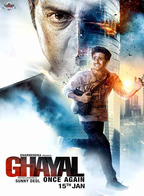 Ghayal Once Again Poster