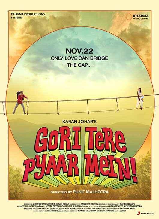 Gori Tere Pyaar Mein New Poster