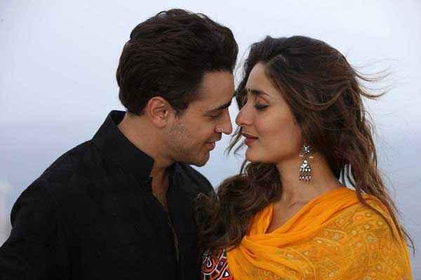 Gori Tere Pyaar Mein Imran Khan Kareena Kapoor Romantic Pics Stills