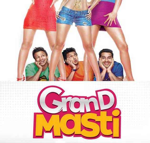Grand Masti Latest Hot Poster