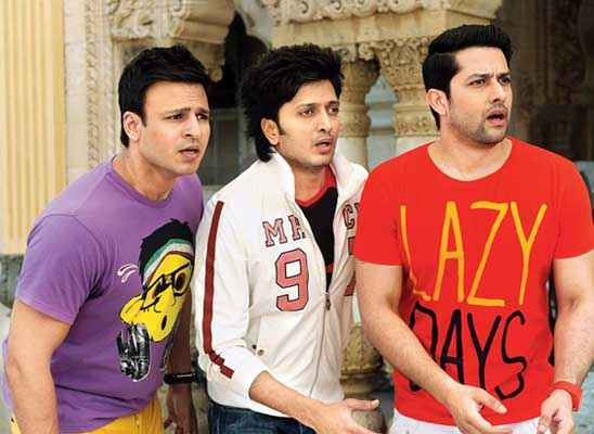 Grand Masti First Look Stills