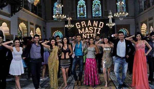 Grand Masti Pics Stills