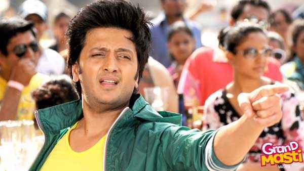 Grand Masti Ritesh Deshmukh Photos Stills