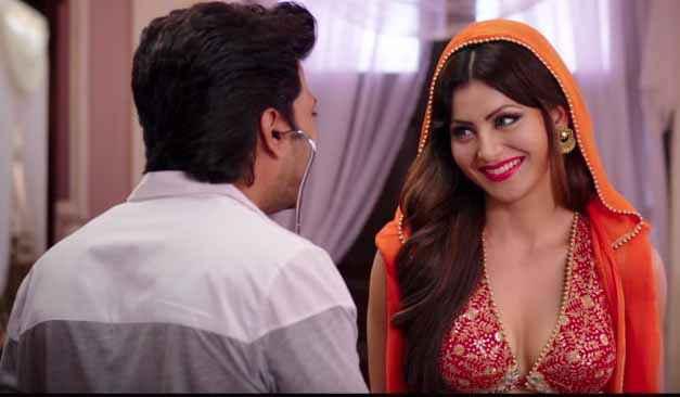 Great Grand Masti Urvashi Rautela Riteish Deshmukh Romance Stills