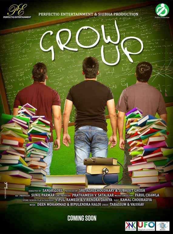 Grow Up Poster