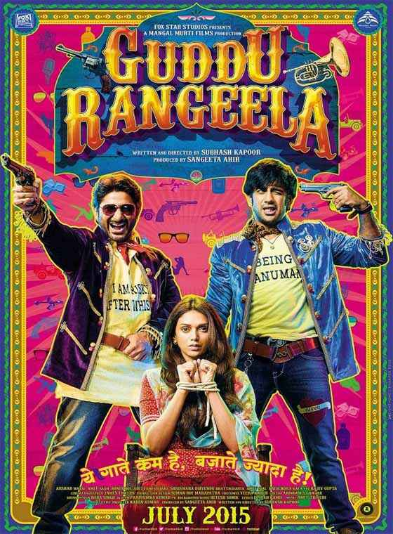 Guddu Rangeela Movie