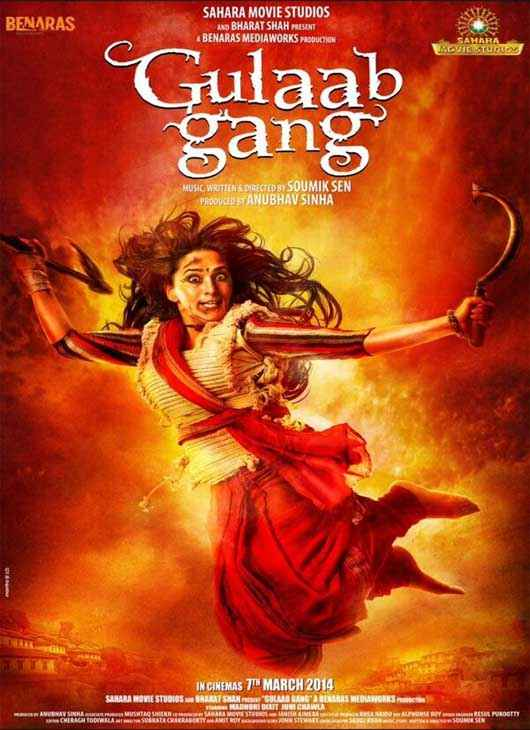 Gulaab Gang First Look Poster