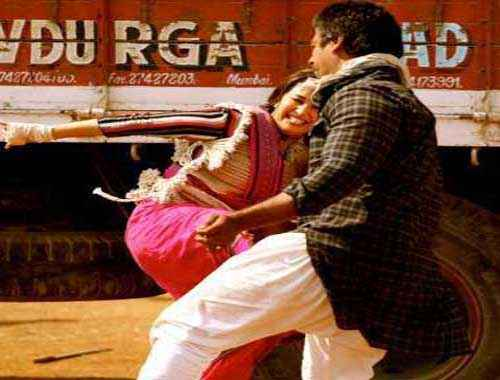 Gulaab Gang Madhuri Dixit Fiting Stills