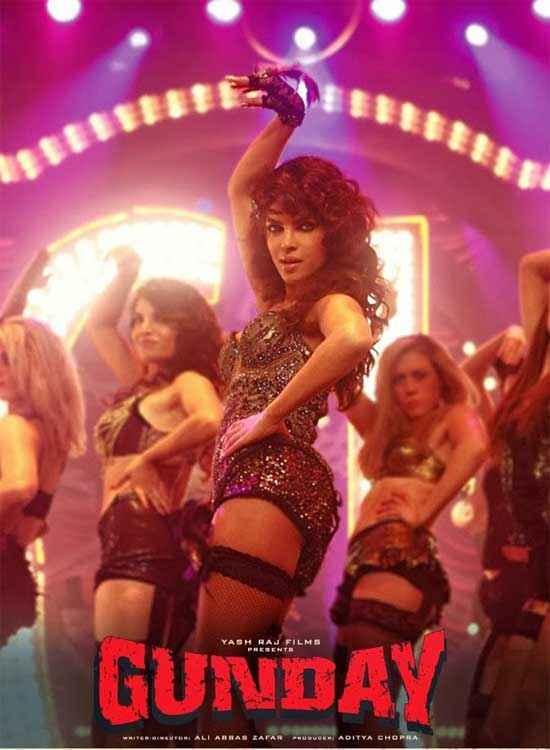 Gunday Priyanka Chopra Hot Poster