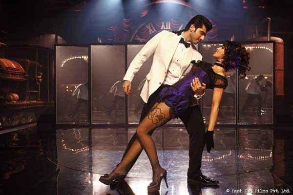 Gunday Arjun Kapoor Priyanka Chopra Hot Scene Stills