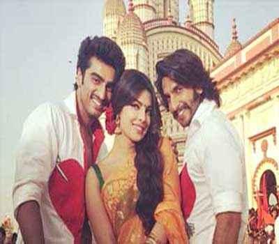 Gunday Arjun Kapoor Priyanka Chopra Ranveer Singh Stills