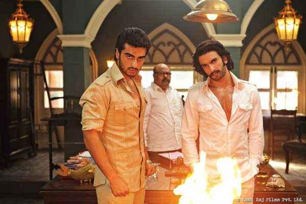 Gunday Arjun Kapoor Ranveer Singh Pics Stills