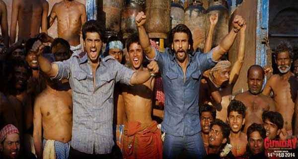Gunday Image Stills
