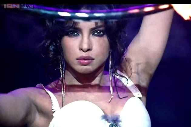 Gunday Priyanka Chopra Boobs Stills