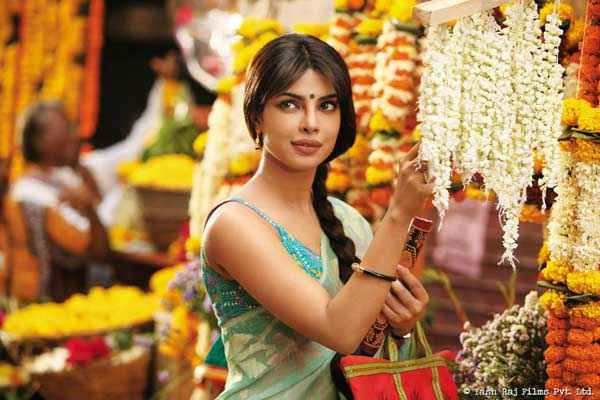 Gunday Priyanka Chopra In Saree Stills