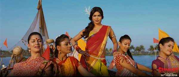 Gunday Priyanka Chopra In South Dress Stills