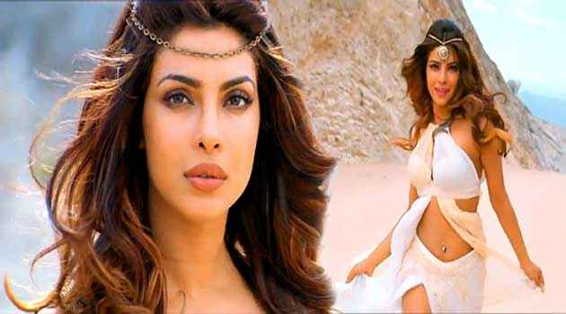 Gunday Priyanka Chopra Sexy Wallpaper Stills