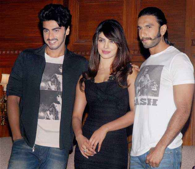 Gunday Promotions Stills