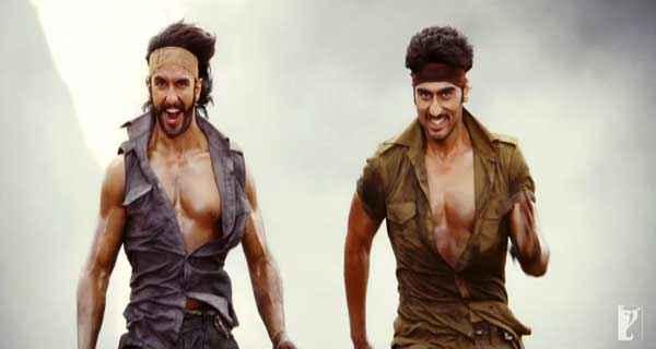 Gunday Ranveer Singh Arjun Kapoor Pics Stills