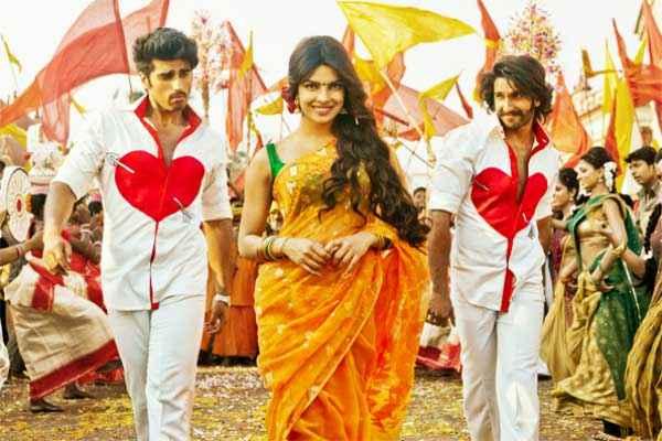 Gunday Ranveer Singh Arjun Kapoor Priyanka Chopra Stills