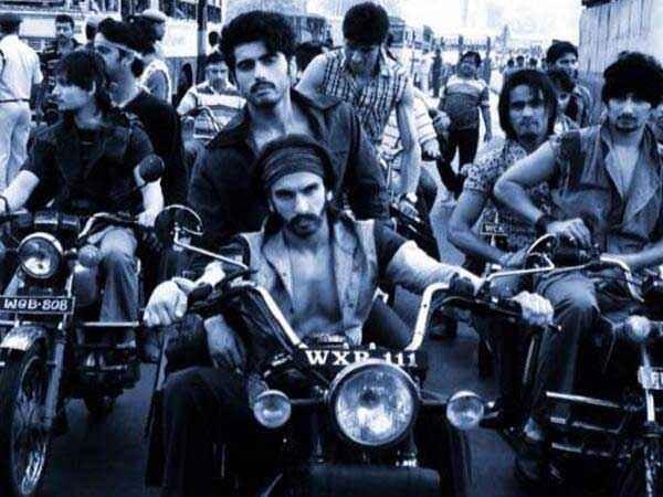 Gunday Ranveer Singh Arjun Kapoor With Bike Stills