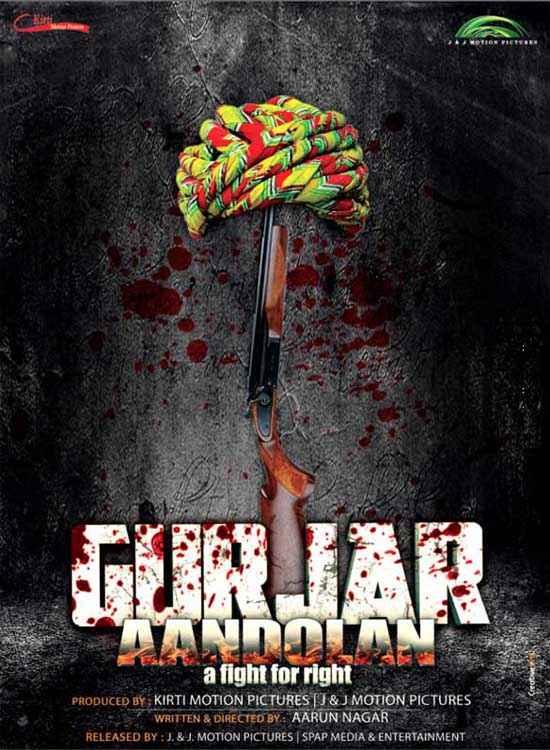 Gurjar Aandolan  Poster