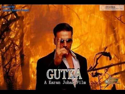 Gutka First Look Poster