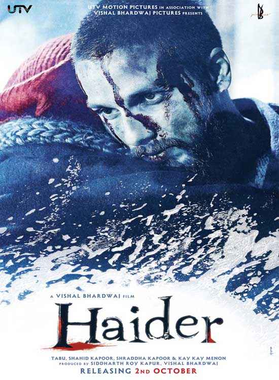 Haider Image Poster