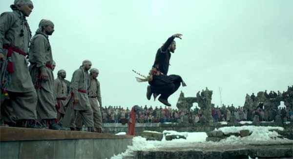 Haider Shahid Kapoor Acting Stills