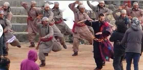 Haider Shahid Kapoor Dance Stills