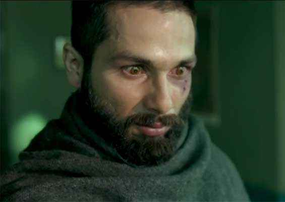 Haider Shahid Kapoor Dangerous Role Stills