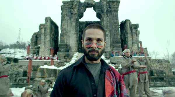 Haider Shahid Kapoor HD Wallpaper Stills
