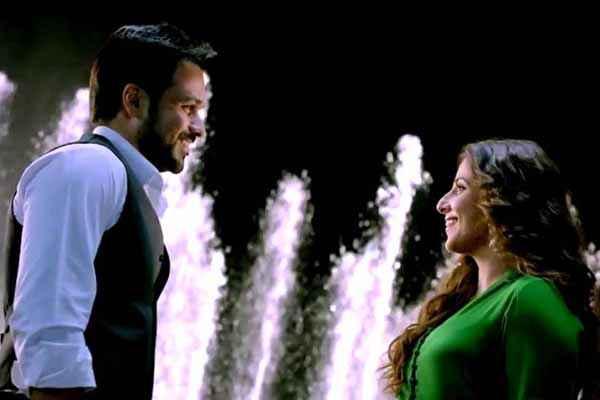 Hamari Adhuri Kahani Emraan Hashmi Vidya Balan Romantic Scene Stills