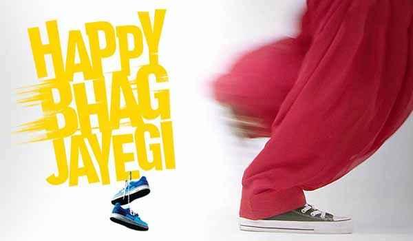 Happy Bhaag Jayegi Image Poster