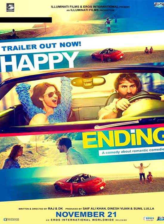 Happy Ending Image Poster
