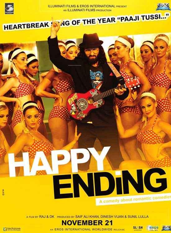 Happy Ending Wallpaper Poster