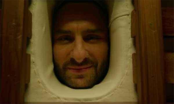 Happy Ending Saif Ali Khan Comedy Stills