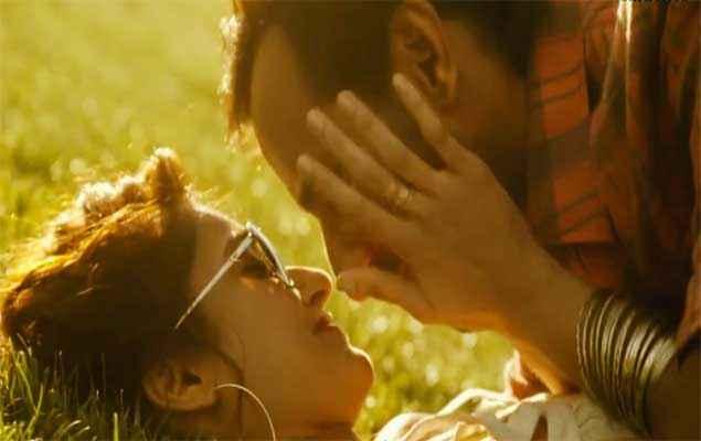 Happy Ending Saif Ali Khan Ileana Dcruz Romantic Scene Stills