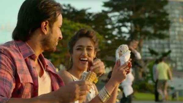 Happy Ending Saif Ali Khan Ileana Taking Softy Stills